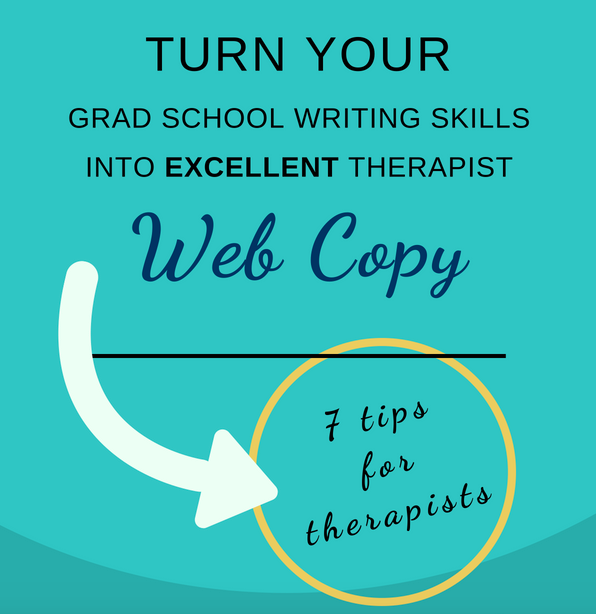 Turn Your Grad School Writing Skills into Excellent Website Copy